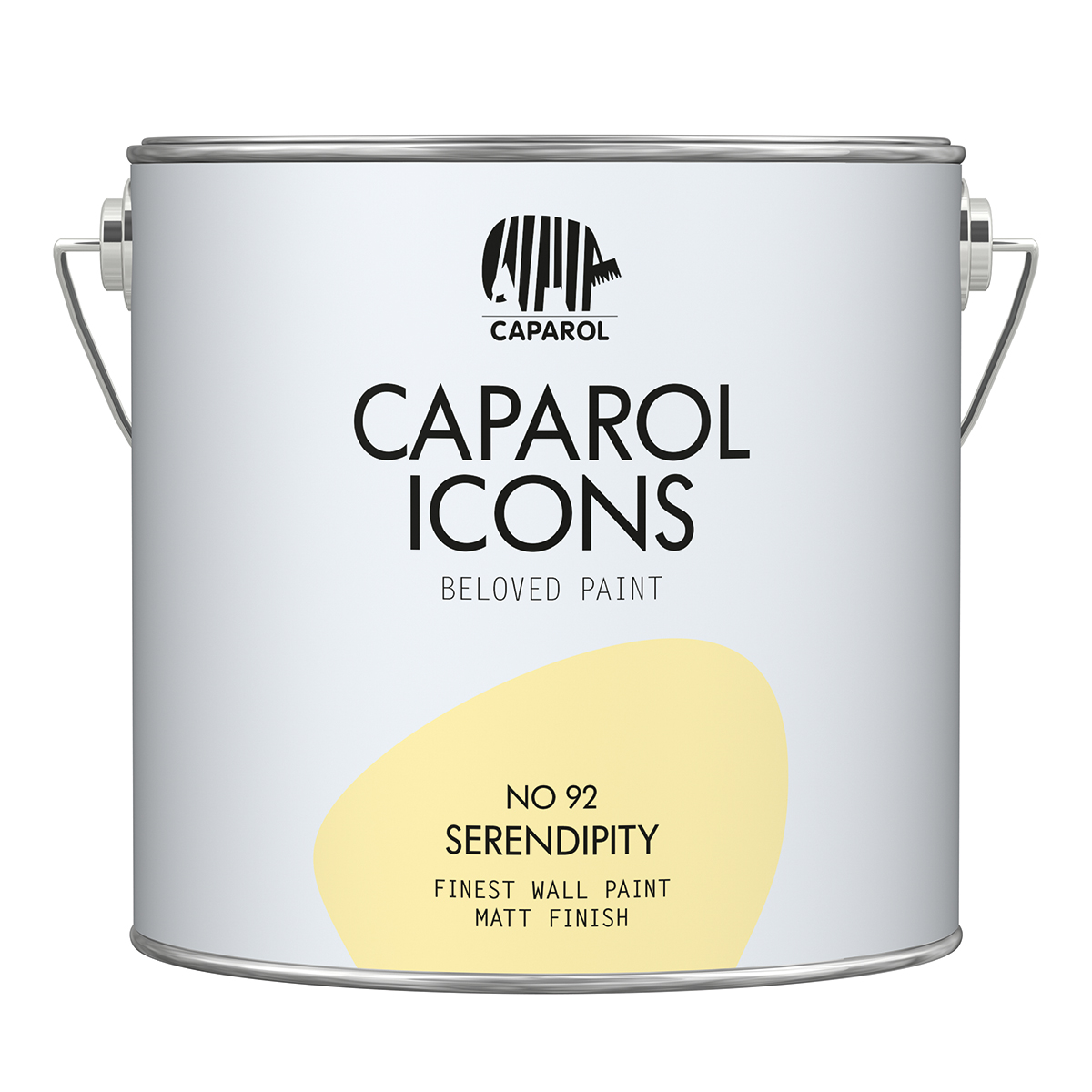 FINEST WALL PAINT MATT FINISH NO 92 SERENDIPITY 2,5L