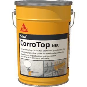 Sika CorroTop New Trocknerlösung