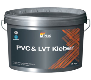 M-Plus PVC-u. LVT Kleber