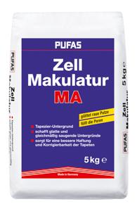 Pufas Zell-Makulatur