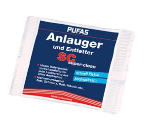 Pufas Anlauger SC super-clean