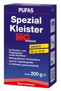 Pufas MC Spezialkleister