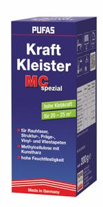 Pufas MC Rauhfaser Kraft-Kleister