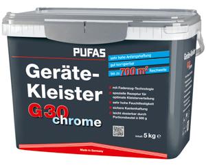 Pufas Gerätekleister G30 chrome