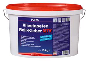 Pufas Roll-Kleber für Vliestapeten