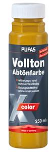 Pufas Vollton- und Abtönfarben
