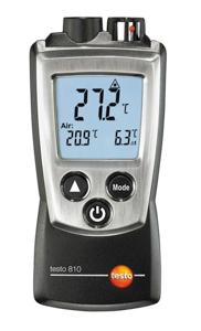 Testo Oberfl.-/Temperatur-Messgerät 810