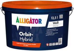 Alligator Orbit Hybrid Mix