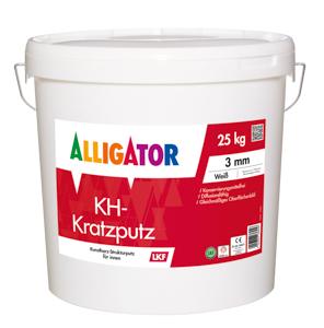 Alligator KH Kratzputz innen LEF
