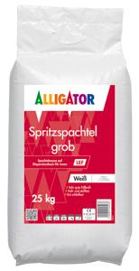 Alligator Spritzspachtel