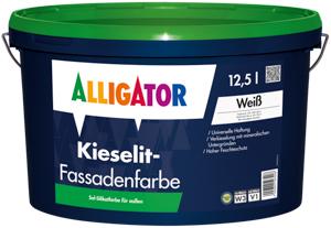 Alligator Kieselit Fassadenfarbe