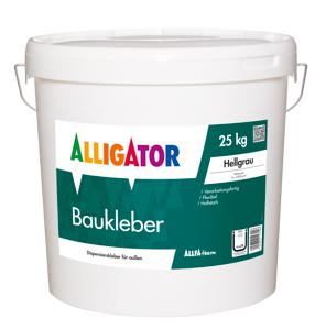 Alligator Baukleber