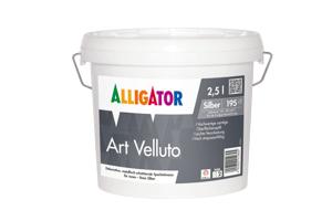 Alligator Art Velluto
