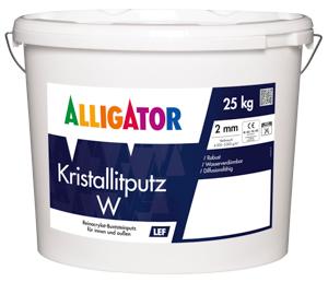 Alligator Kristallitputz W