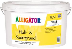 Alligator Haft-&Sperrgrund