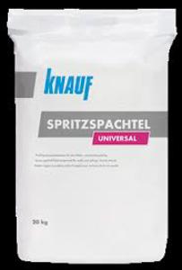 Knauf TB Universal-Spritzspachtel Eimer