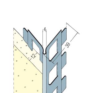Protektor Profil für den Außenputz 9112