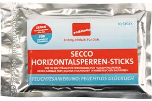 Redstone Secco Horizontalsperren-Sticks