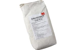 Redstone Secco Sockel- und Entfeuchtungsputz