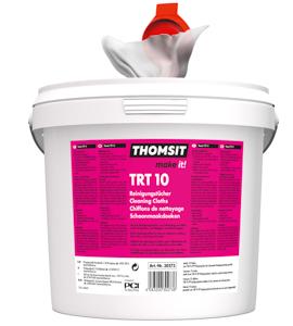 Thomsit TRT 10 Reinigungstücher