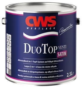 CWS WERTLACK® DuoTop Venti Satin