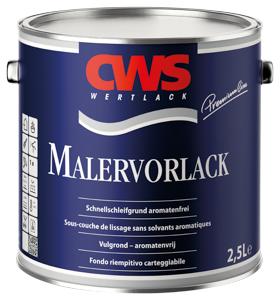 CWS WERTLACK® Malervorlack AF