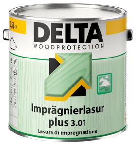 DELTA® Imprägnierlasur plus 3.01