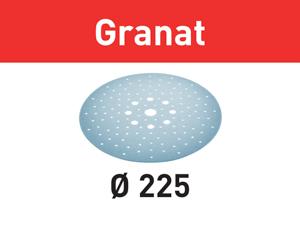 Festool Schleifscheibe Granat STF