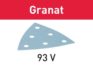Festool Schleifblatt Granat STF V93/6